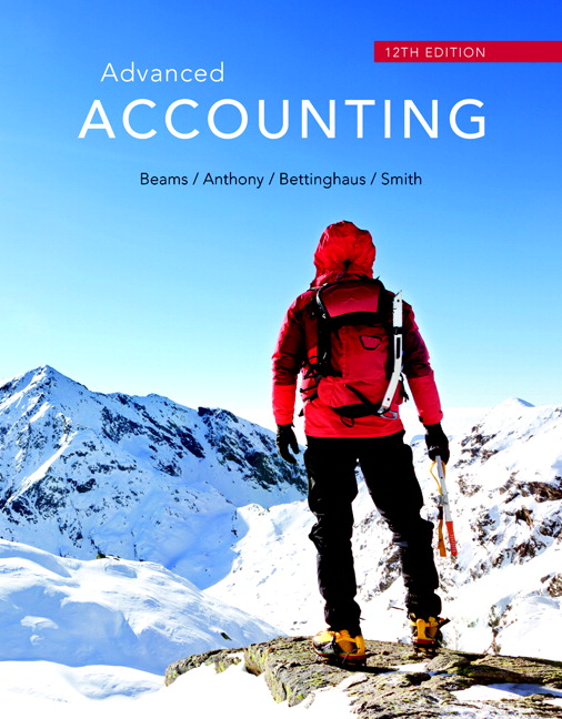 Solution Manual (Complete Download) for Advanced Accounting, 12/E, Floyd A. Beams, Joseph H. Anthony, Bruce Bettinghaus, Kenneth Smith, ISBN-10: 0133451860, ISBN-13: 9780133451863, Instantly Downloadable Solution Manual, Complete (ALL CHAPTERS) Solution Manual
