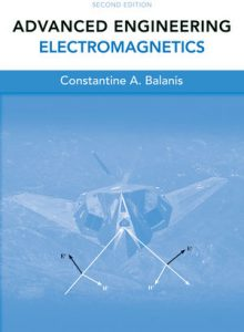 Solution Manual (Complete Download) for Advanced Engineering Electromagnetics, 2nd Edition, by Constantine A. Balanis, ISBN : 9781118214763, ISBN 9780470589489, Instantly Downloadable Solution Manual, Complete (ALL CHAPTERS) Solution Manual