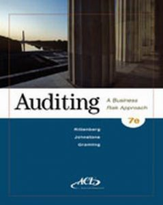 Solution Manual (Complete Download) for Auditing: A Business Risk Approach, 7th Edition, Larry E. Rittenberg, Karla Johnstone, Audrey Gramling, ISBN-10: 0324658044, ISBN-13: 9780324658040, Instantly Downloadable Solution Manual, Complete (ALL CHAPTERS) Solution Manual