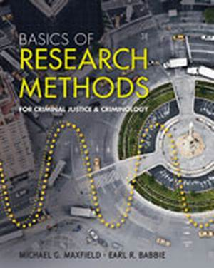 Solution Manual (Complete Download) for Basics of Research Methods for Criminal Justice and Criminology, 3rd Edition, Michael G. Maxfield, Earl R. Babbie, ISBN-10: 1111346917, ISBN-13: 9781111346911, Instantly Downloadable Solution Manual, Complete (ALL CHAPTERS) Solution Manual