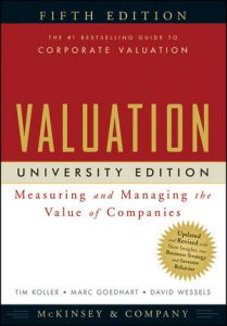 Solution Manual (Complete Download) for [Ch1 ~ 36] Valuation: Measuring and Managing the Value of Companies, University Edition, 5th Edition, McKinsey & Company Inc., Tim Koller, Marc Goedhart, David Wessels, ISBN : 0470424702, ISBN: 9780470424704, Instantly Downloadable Solution Manual, Complete (ALL CHAPTERS) Solution Manual