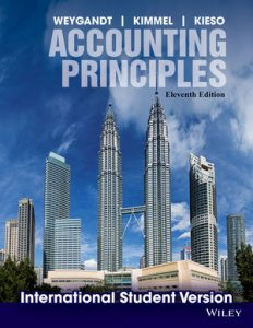 Solution Manual (Complete Download) for Accounting Principles, 11th Edition International Student Version, Jerry J. Weygandt, Paul D. Kimmel, Donald E. Kieso, ISBN: 978-1-118-32366-3, ISBN: 9781118323663, Instantly Downloadable Solution Manual, Complete (ALL CHAPTERS) Solution Manual