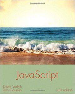 Solution manual for JavaScript 6th Edition by Vodnik