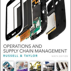 Solution manual for Operations and Supply Chain Management 9th Edition by Russell