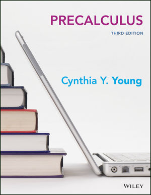 Solution manual for Precalculus 3rd Edition by Young