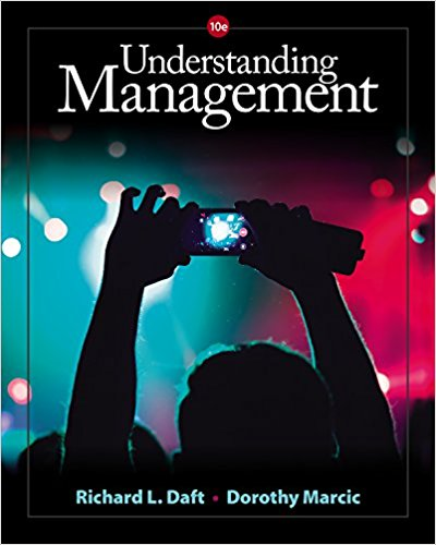 Solution manual for Understanding Management 10th Edition by Daft