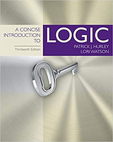Test bank for A Concise Introduction to Logic 13th Edition by Hurley
