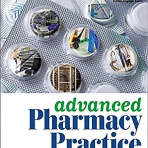 Test bank for Advanced Pharmacy Practice 3rd Edition by Lambert