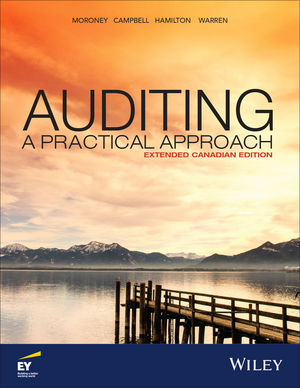 Test bank for Auditing: A Practical Approach 2nd Edition by Moroney