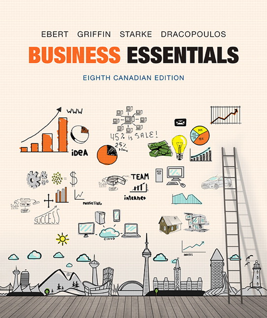 Test bank for Business Essentials 8th Edition by Ebert