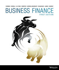 Test bank for Business Finance 1st Edition by Parrino