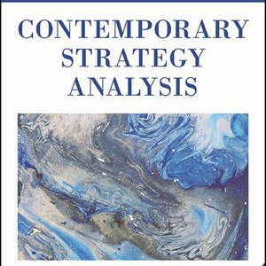 Test bank for Contemporary Strategy Analysis 9th Edition by Grant