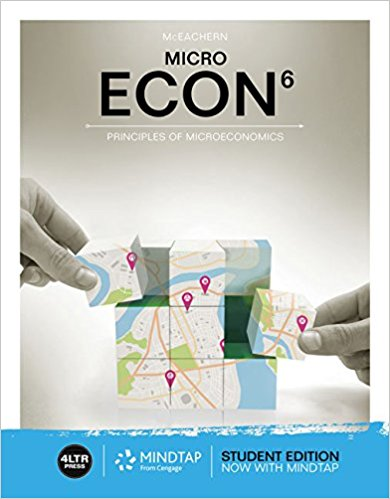 Test bank for ECON MICRO 6th Edition by Mceachern