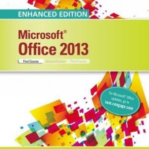Test bank for Enhanced Microsoft® Office 2013, Illustrated Introductory 1st Edition by Beskeen