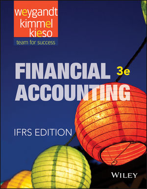 Test bank for Financial Accounting: IFRS 3rd Edition by Weygandt