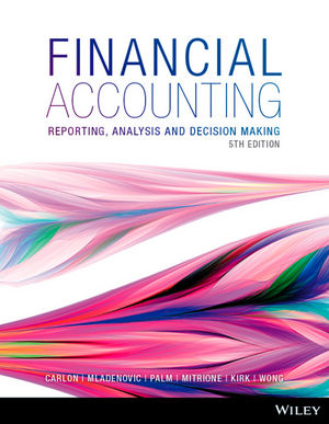 Test bank for Financial Accounting: Reporting, Analysis and Decision Making 5th Edition by Carlon