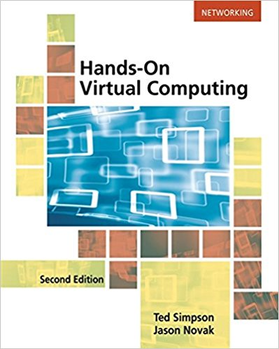 Test bank for Hands on Virtual Computing 2nd Edition by Simpson
