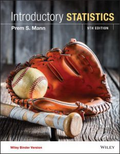 Test bank for Introductory Statistics 9th Edition by Mann