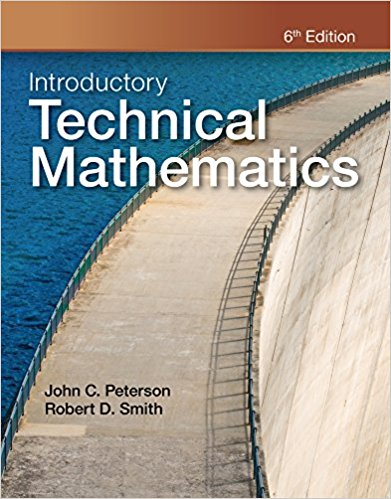 Test bank for Introductory Technical Mathematics 6th Edition by Peterson