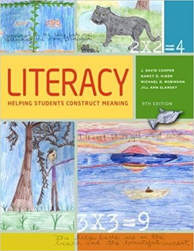 Test bank for Literacy Helping Students Construct Meaning 9th Edition by Cooper