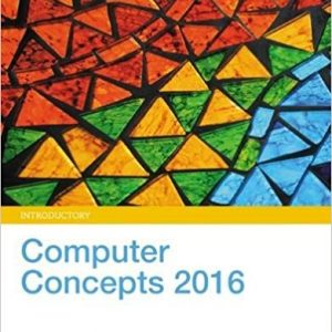Test bank for New Perspectives on Computer Concepts 2016 Introductory 18th Edition by Parsons