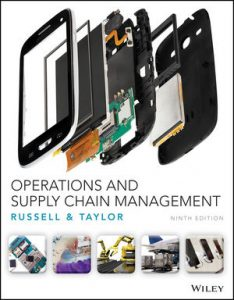 Test bank for Operations and Supply Chain Management 9th Edition by Russell
