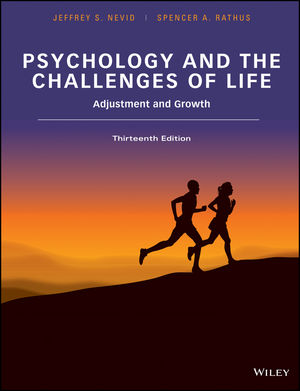 Test bank for Psychology and the Challenges of Life: Adjustment and Growth 13th Edition by Nevid