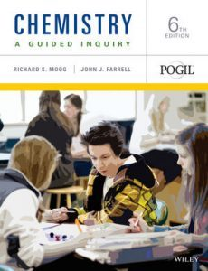 Solution Manual (Complete Download) for Chemistry: A Guided Inquiry, 6th Edition, Richard S. Moog, John J. Farrell, ISBN: 1118640047, ISBN : 9781118806401, ISBN : 9781118640043, Instantly Downloadable Solution Manual, Complete (ALL CHAPTERS) Solution Manual