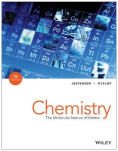 Solution Manual (Complete Download) for Chemistry: The Molecular Nature of Matter, 7th Edition, Neil D. Jespersen, Alison Hyslop, ISBN : 9781118800362, ISBN : 9781118413920, ISBN : 9781118516461, Instantly Downloadable Solution Manual, Complete (ALL CHAPTERS) Solution Manual