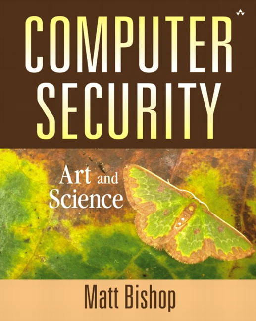 Solution Manual (Complete Download) for Computer Security: Art and Science, Matt Bishop, ISBN-10: 0201440997, ISBN-13: 9780201440997, Instantly Downloadable Solution Manual, Complete (ALL CHAPTERS) Solution Manual