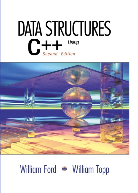 Solution Manual (Complete Download) for Data Structures with C++ Using STL, 2/E, William H. Ford, William R. Topp, ISBN-10: 0130858501, ISBN-13: 9780130858504, Instantly Downloadable Solution Manual, Complete (ALL CHAPTERS) Solution Manual