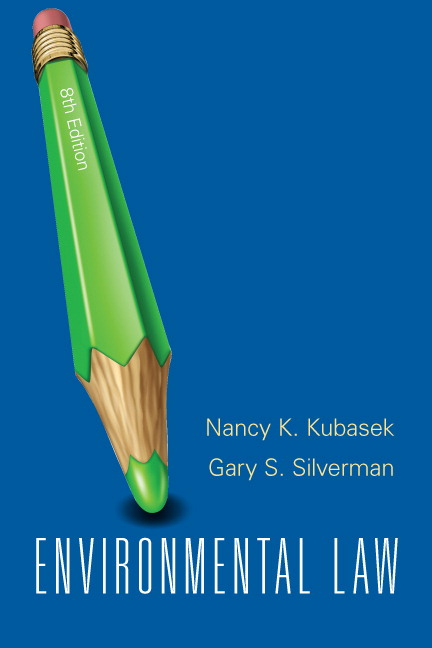 Solution Manual (Complete Download) for Environmental Law, 8/E, Nancy K. Kubasek, Gary S. Silverman, ISBN-10: 0133075281, ISBN-13: 9780133075281, Instantly Downloadable Solution Manual, Complete (ALL CHAPTERS) Solution Manual