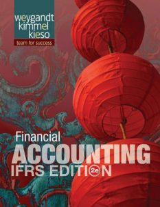 Solution Manual (Complete Download) for Financial Accounting, IFRS Edition: 2nd Edition, Jerry J. Weygandt, Paul D. Kimmel, Donald E. Kieso, ISBN : 9781118502723, ISBN : 9781118285909, Instantly Downloadable Solution Manual, Complete (ALL CHAPTERS) Solution Manual