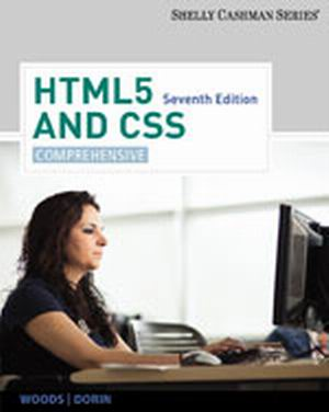 Solution Manual (Complete Download) for HTML5 and CSS: Comprehensive, 7th Edition, Denise M. Woods, William J. Dorin, ISBN-10: 1133526144, ISBN-13: 9781133526148, Instantly Downloadable Solution Manual, Complete (ALL CHAPTERS) Solution Manual