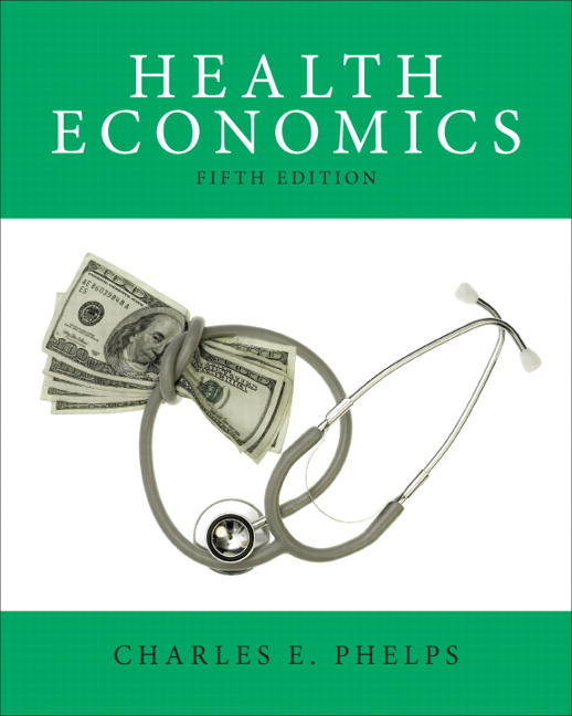 Solution Manual (Complete Download) for Health Economics, 5/E, Charles E. Phelps, ISBN-10: 0132948532, ISBN-13: 9780132948531, Instantly Downloadable Solution Manual, Complete (ALL CHAPTERS) Solution Manual