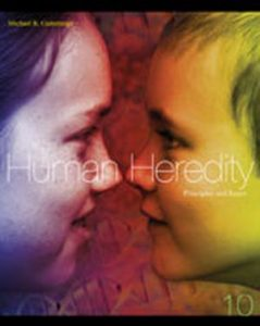Solution Manual (Complete Download) for Human Heredity: Principles and Issues, 10th Edition, Michael Cummings, ISBN-10: 1133106870, ISBN-13: 9781133106876, Instantly Downloadable Solution Manual, Complete (ALL CHAPTERS) Solution Manual