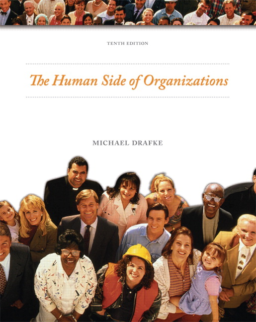 Solution Manual (Complete Download) for Human Side of Organizations, 10/E, Michael Drafke, ISBN-10: 0135139740, ISBN-13: 9780135139745, Instantly Downloadable Solution Manual, Complete (ALL CHAPTERS) Solution Manual