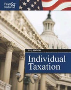 Solution Manual (Complete Download) for Individual Taxation 2013, 7th Edition, James W. Pratt, William N. Kulsrud, ISBN-10: 1133496113, ISBN-13: 9781133496113, Instantly Downloadable Solution Manual, Complete (ALL CHAPTERS) Solution Manual