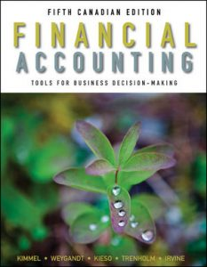 Solution Manual (Complete Download) for Financial Accounting: Tools for Business Decision-Making, 5th Canadian Edition, Paul D. Kimmel, Jerry J. Weygandt, Donald E. Kieso, Barbara Trenholm, Wayne Irvine, ISBN : 978-1-118-23152-4, ISBN : 978-1-118-19675-5, ISBN : 978-1-118-02449-2, ISBN : 9781118231524, ISBN : 9781118196755, ISBN : 9781118024492, Instantly Downloadable Solution Manual, Complete (ALL CHAPTERS) Solution Manual