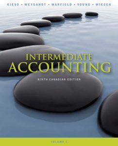 Solution Manual (Complete Download) for Intermediate Accounting, 9th Canadian Edition Volume 1, Donald E. Kieso, Jerry J. Weygandt, Terry D. Warfield, Nicola M. Young, Irene M. Wiecek, ISBN 9780470161005, Instantly Downloadable Solution Manual, Complete (ALL CHAPTERS) Solution Manual