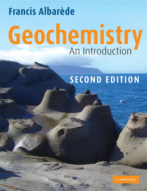 Solution Manual (Complete Download) for Geochemistry An Introduction, 2nd Edition, Francis Albarède, ISBN: 9780521706933, Instantly Downloadable Solution Manual, Complete (ALL CHAPTERS) Solution Manual