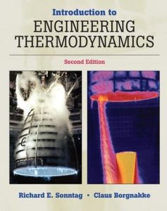 Solution Manual (Complete Download) for Introduction to Engineering Thermodynamics, 2nd Edition, by Richard E. Sonntag, Claus Borgnakke, ISBN 9780471737599, Instantly Downloadable Solution Manual, Complete (ALL CHAPTERS) Solution Manual