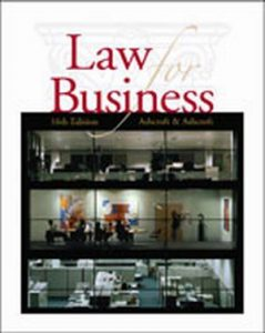 Solution Manual (Complete Download) for Law for Business, 16th Edition, John D. Ashcroft, Janet Ashcroft, ISBN-10: 0324381573, ISBN-13: 9780324381573, Instantly Downloadable Solution Manual, Complete (ALL CHAPTERS) Solution Manual