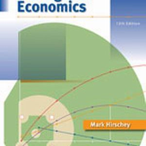 Solution Manual (Complete Download) for Managerial Economics, 12th Edition, Mark Hirschey, ISBN-10: 0324584849, ISBN-13: 9780324584844, Instantly Downloadable Solution Manual, Complete (ALL CHAPTERS) Solution Manual