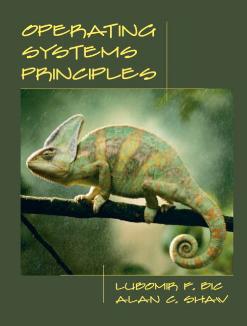 Solution Manual (Complete Download) for Operating Systems Principles, Lubomir F. Bic, Alan C. Shaw, ISBN-10: 0130266116, ISBN-13: 9780130266118, Instantly Downloadable Solution Manual, Complete (ALL CHAPTERS) Solution Manual