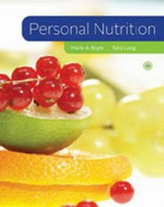 Solution Manual (Complete Download) for Personal Nutrition, 8th Edition, Marie A. Boyle, Sara Long Roth, ISBN-10: 1111571139, ISBN-13: 9781111571139, Instantly Downloadable Solution Manual, Complete (ALL CHAPTERS) Solution Manual