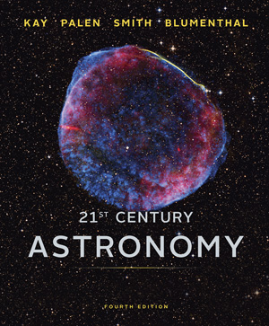 Solution Manual (Complete Download) for 21st Century Astronomy, Full 4th Edition, Laura Kay, Stacy Palen, Bradford Smith, George Blumenthal, ISBN 9780393918786, Instantly Downloadable Solution Manual, Complete (ALL CHAPTERS) Solution Manual
