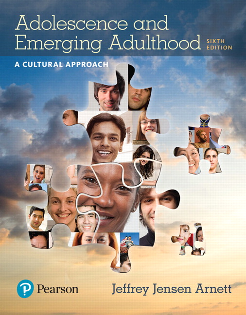 Solution Manual (Complete Download) for Adolescence and Emerging Adulthood: A Cultural Approach, 6/E, Jeffery J. Arnett, ISBN-10: 0134006038, ISBN-13: 9780134006031, ISBN-10: 0134596870, ISBN-13: 9780134596877, Instantly Downloadable Solution Manual, Complete (ALL CHAPTERS) Solution Manual