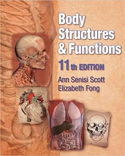 Solution Manual (Complete Download) for Body Structures and Functions, 11th Edition, Ann Senisi Scott, Elizabeth Fong, ISBN-10: 1428304193, ISBN-13: 9781428304192, ISBN-10: 1428304207, ISBN-13: 9781428304208, Instantly Downloadable Solution Manual, Complete (ALL CHAPTERS) Solution Manual