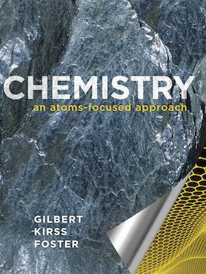 Solution Manual (Complete Download) for Chemistry AN ATOMS-FOCUSED APPROACH, 1st Edition, Thomas R. Gilbert, Rein V. Kirss, Natalie Foster, ISBN: 9780393912340, Instantly Downloadable Solution Manual, Complete (ALL CHAPTERS) Solution Manual